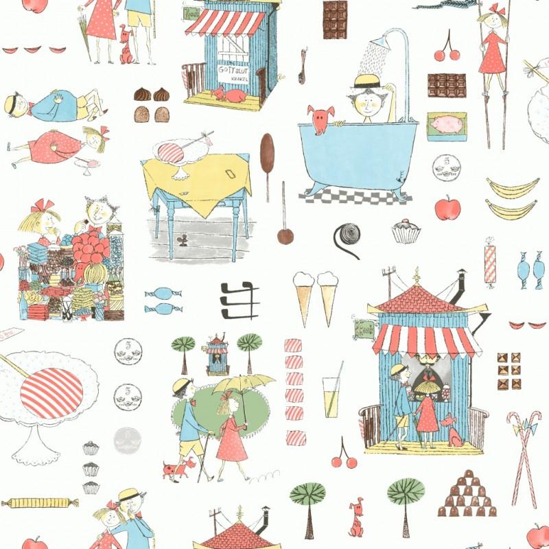 Scandinavian Designers Mini 6242